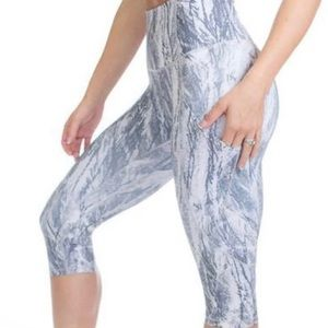 P'tula Chandre Crop Leggings